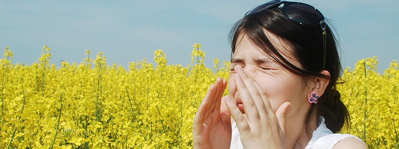 Don't let allergy season get the best of you!