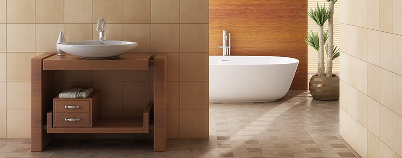 Ned Stevens shares great tips for a beautiful bathroom!