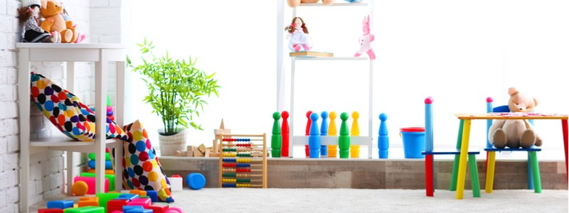 Keeping your playroom fun and uncluttered doesn't have to be hard work. Check out these tips that are sure to make you and your kids just a bit happier.